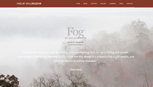 Hillingdon Fog book website