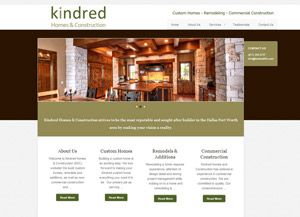 Kindred Homes & Construction