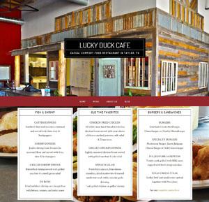 Lucky Duck Cafe